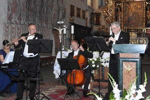 Pro Musica Antiqua w kościele w Pieszkowie