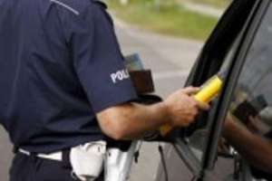 Kierowca forda miał ponad 2,5 promila alkoholu w organizmie