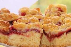 Pyszne ciasto ze śliwkami