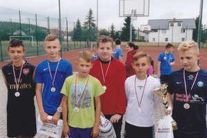 Sportowe zmagania na nowomiejskim Orliku!
