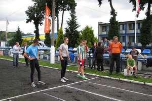 Letnia olimpiada dla dzieci na nowomiejskim stadionie