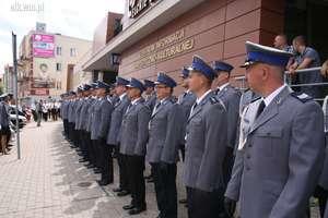 Policjanci obchodzą dziś swoje święto