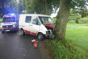 Podsumowanie działań straży pożarnej: najwięcej interwencji na drogach powiatu