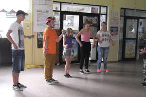 Rap na Mazurach, czyli tanecznie w Gimnazjum w Durągu