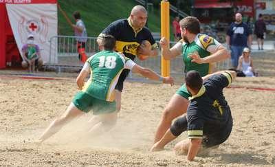 Na Ukielu zagrają w... rugby!