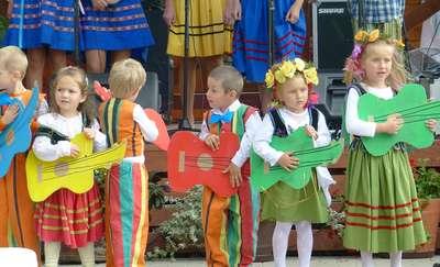 Sorkwity. Dwa dni z Kulturą Mazurską