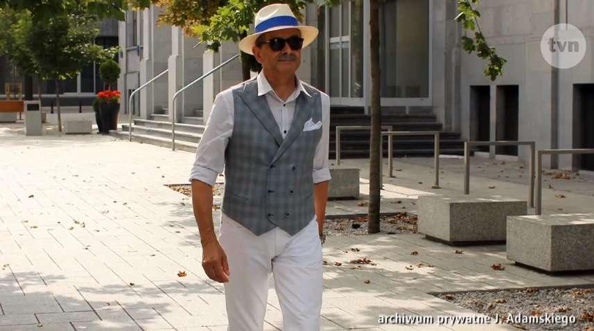 63-letni bloger modowy podbija internet - full image