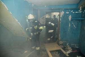 Strażacy ochotnicy ćwiczyli w Mikołajkach