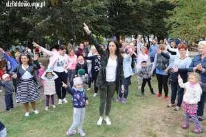 Ruch to zdrowie – festyn rodzinny w przedszkolu przy ul. Mrongowiusza [zdjęcia, film]