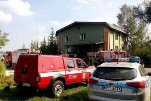 Eksplozja w fabryce fajerwerków. Jedna osoba nie żyje, jedna ranna