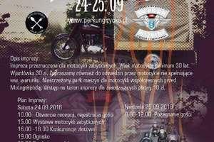 Perkunada 2016 - Zlot Zabytkowych Motocykli