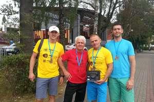 Działdowianie wzięli udział w półmaratonie w Iławie