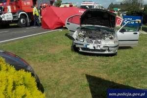 Tragiczny bilans na drogach regionu. 2 osoby zginęły, 18 rannych w 13 wypadkach