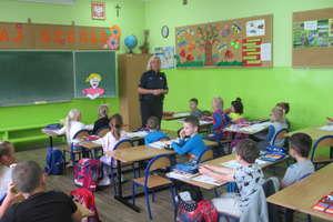 Rozmawiali z dziećmi o bezpieczeństwie