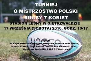 Turniej rugby znów w Gietrzwałdzie