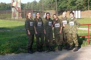 Dziewczyny z Petöfiego siódme na ogólnopolskich zawodach