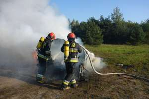 Podsumowanie tygodnia strażackiego: niebezpieczne zatrucie tlenkiem węgla