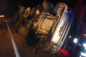 Podsumowanie działań straży pożarnej: feralny tydzień dla kierowców samochodów ciężarowych