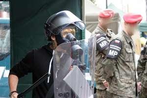 Żołnierze pobili policjantów w Giżycku. Usłyszeli zarzuty i zostaną usunięci ze służby wojskowej