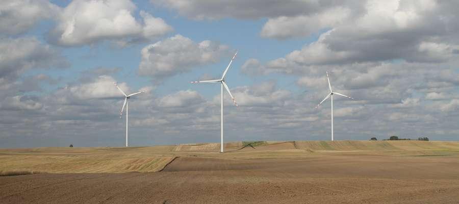 Pierwszym kierunkiem wzrostu innowacyjności, na którym skupiły się działania SIR w woj. warmińsko-mazurskim, było korzystanie przez rolników z odnawialnych źródeł energii