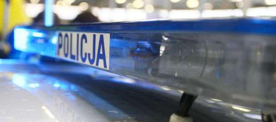Policjanci zatrzymali sprawcę kolizji pod Łuktą