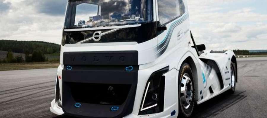Żelazny Rycerz od Volvo najszybszy