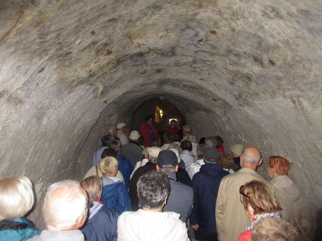 Zabytkowa kopalnia kredy w Chełmie - full image