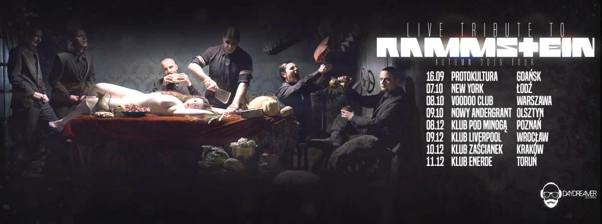 Live Tribute to Rammstein - full image