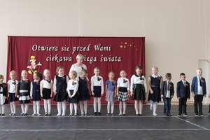 Pasowanie na pierwszaka w Szkole Podstawowej nr 4 w Działdowie