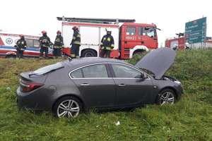 Podsumowanie tygodnia strażackiego: wyciek paliwa na stacji benzynowej