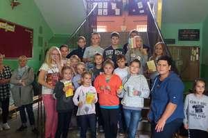 Dzień Chłopaka i inne wydarzenia w szkole w Krawczykach