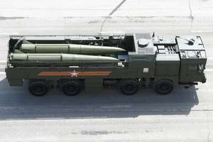 Rosjanie zaprzeczają, że ćwiczą uderzenie na Polskę. Potwierdzają, że przerzucili rakiety Iskander do obwodu kaliningradzkiego