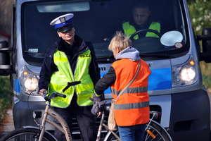 Policyjne działania – Niechronieni uczestnicy ruchu drogowego