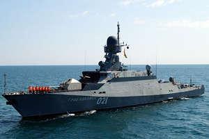 Rosyjskie korwety zdolne przewozić broń atomową na Bałtyku