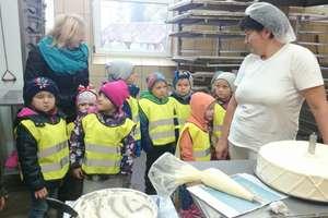 Przedszkolaki z Galin poznają swoją miejscowość