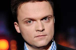 Szymon Hołownia - spotkanie autorskie w Bartoszyckim Domu Kultury