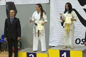 Złoto i brąz oleckich karateków