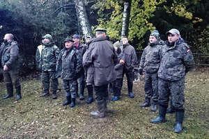 Wielkie liczenie dzików w lasach Nadleśnictwa Bartoszyce