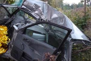 Wypadek w Bajdytach z 21 sierpnia. Wiadomo już, że kierująca była trzeźwa