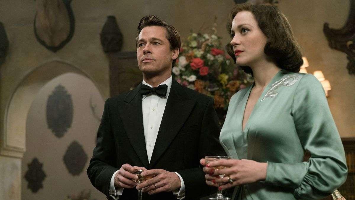 Brad Pitt w romansie z Marion Cotillard [BILETY DO KINA] - full image