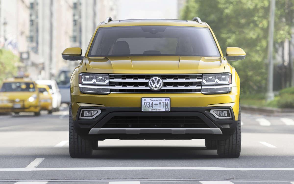 Volkswagen w rozmiarze XXL  - full image