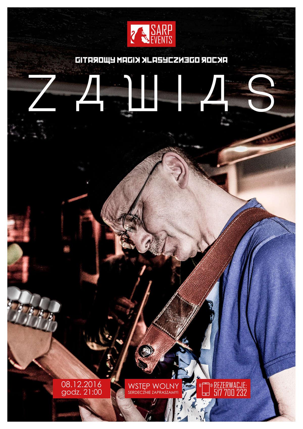 Krzysztof Zawias Zawistowski w Sarpie - full image