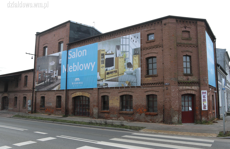 Nowoczesny salon meblowy Renoma zaprasza - Działdowo