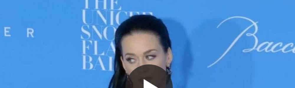Katy Perry uhonorowana przez UNICEF nagrodą im. Audrey Hepburn