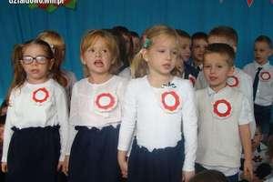 Przedszkolaki świętowały Dzień Niepodległości