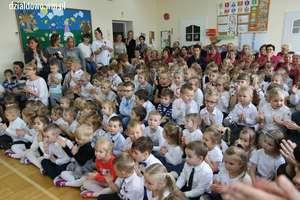 Przedszkolaki z Grunwaldzkiej na 11 Listopada [FILMY, ZDJĘCIA]