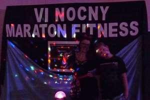 VI Nocny Maraton Fitness w Baniach Mazurskich