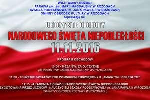 Uroczyste Obchody Narodowego Święta Niepodległości