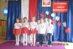 Święto Niepodległości w przedszkolu UMisia