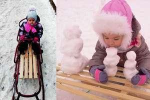 Biała zima sprzyja brzdącom. Zgłoś swoje dziecko!